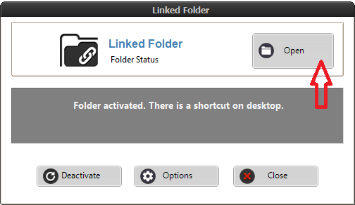 open-linked-folder
