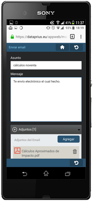 movil-enviar-email