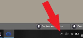Acceso al Área de Notificación de la barra de tareas de Windows